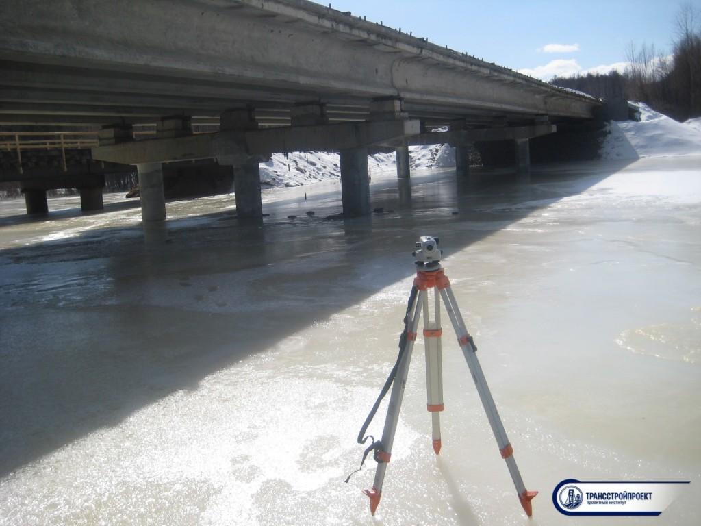 предпроектное обследование моста