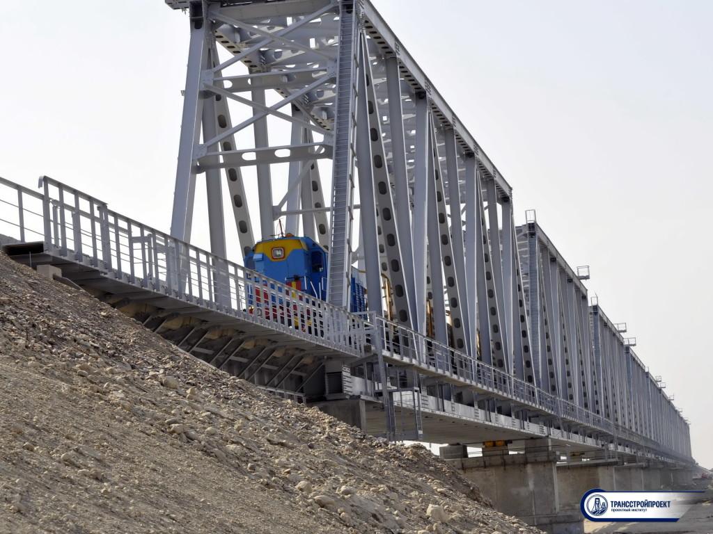 01_Мост через реку Или на ПК 2235+53 РК