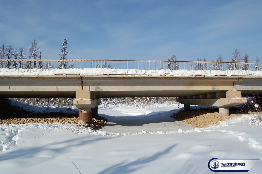 Обследование моста Курун-Кен-Кю