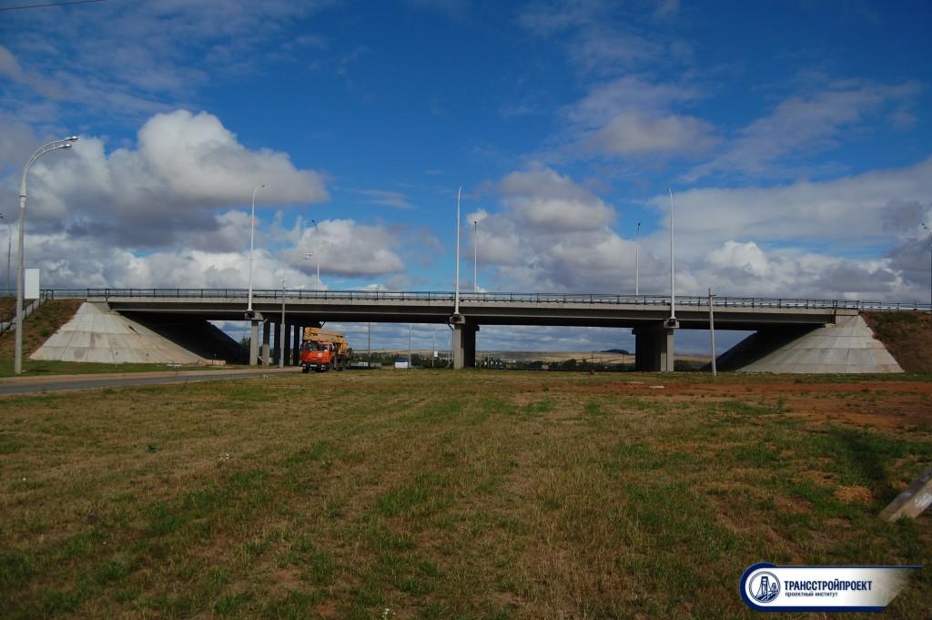 Путепровод автодороги Ш-2 Алабуга