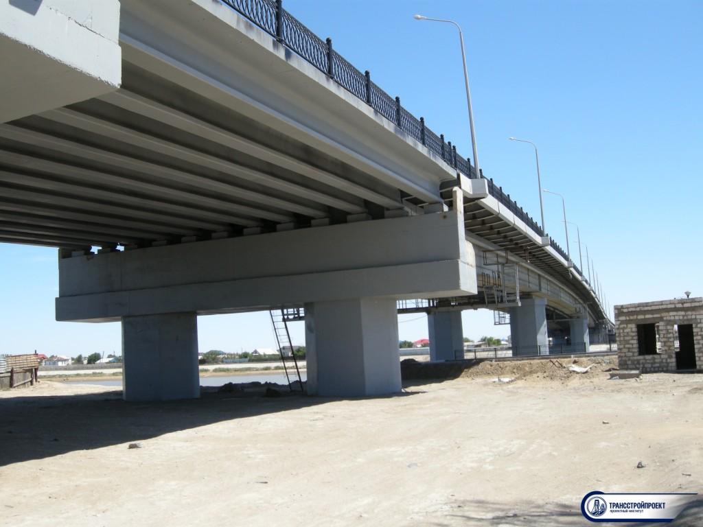 испытания моста Алиева-Сатыбалдиева