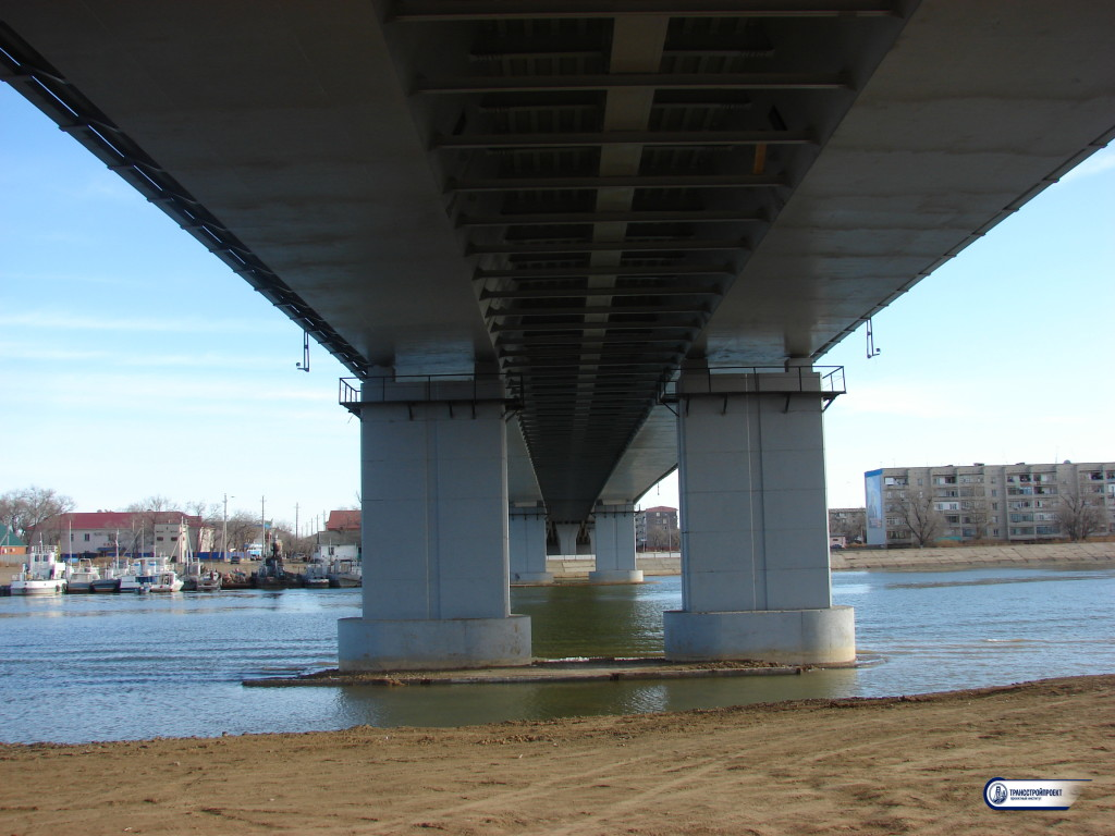 05_Пролетное строение моста Балыкши