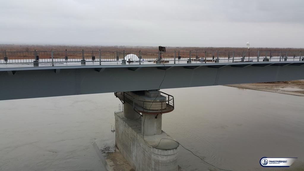 Автодорожный мост через Или