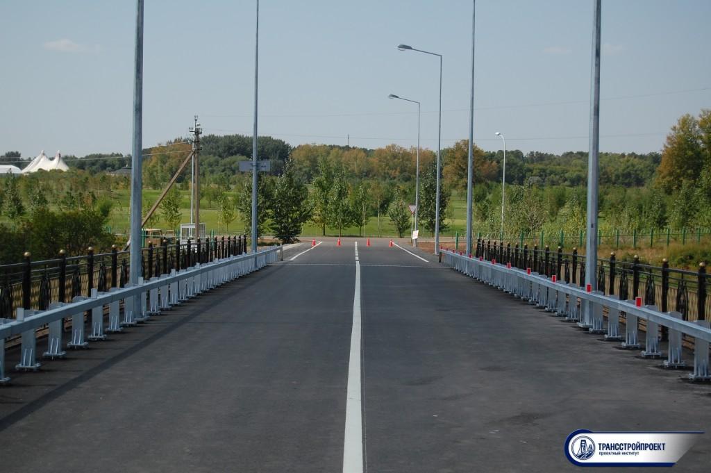 обследование автодорожного моста