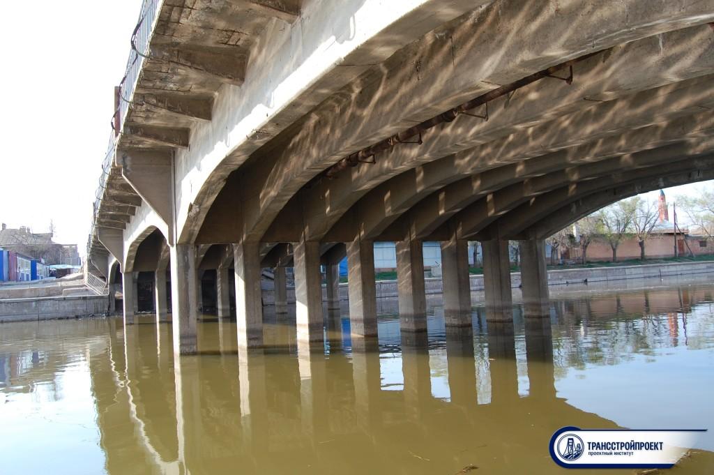 Предварительное заключение и технический отчет по Ямгурчевскому мосту