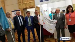 Открытие Пятого Алматинского бизнес-форум а