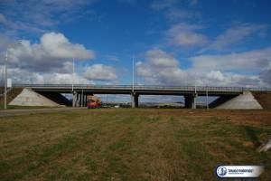 Путепровод автодороги Ш2 на участке от М2 до М7