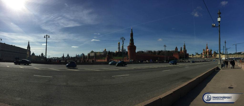 Проектирование транспортных объектов в Москве